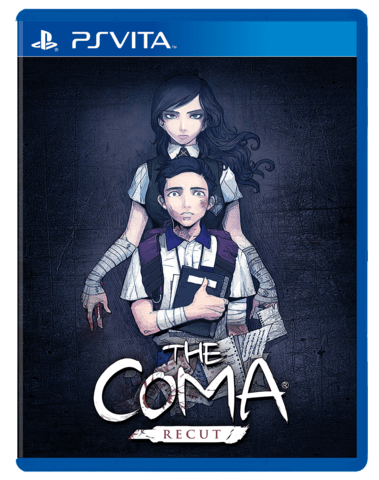 The Coma Recut PS Vita Signature Edition