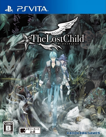 The Lost Child PS Vita