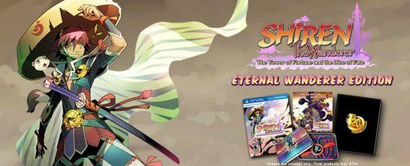 Shiren the Wanderer - Eternal Wanderer Edition à 18,21 € PS Vita