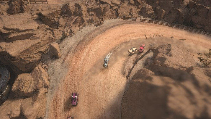 Mantis Burn Racing PS Vita
