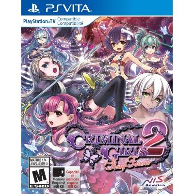 Criminal Girls 2 PS Vita Bon Plan pas cher
