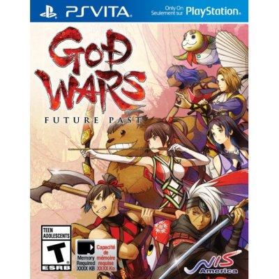 God Wars PS Vita pas cher bon plan