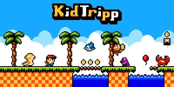 Kid Tripp PS Vita