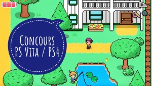 Concours Reverie PS Vita & PS4