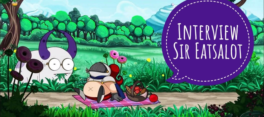 Interview de Behind The Stone, les créateurs de Sir Eatsalot !