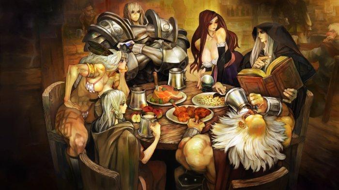 Dragon's Crown PS Vita PS3 PS4