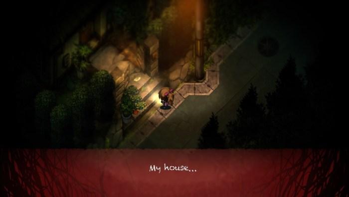 Yomawari Midnight Shadows PS Vita