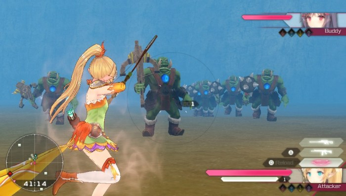 Bullet Girls Phantasia Test & avis PS Vita