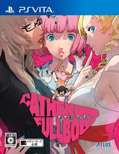 Catherine Full Body PS Vita