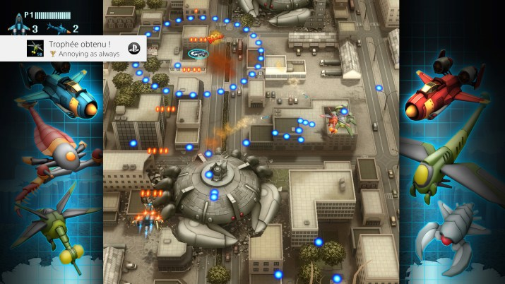 Fullblast test avis easy Platine PS Vita PS4