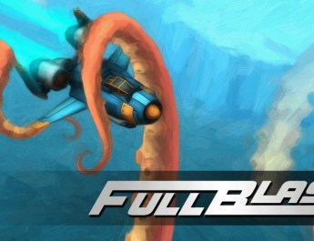 [Test] Fullblast (PS Vita, PS4)