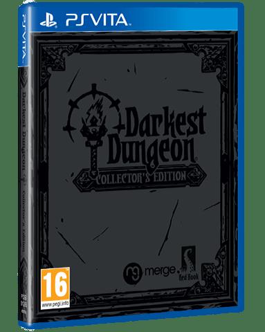 Darkest Dungeon annoncé en édition physique limitée sur PS Vita
