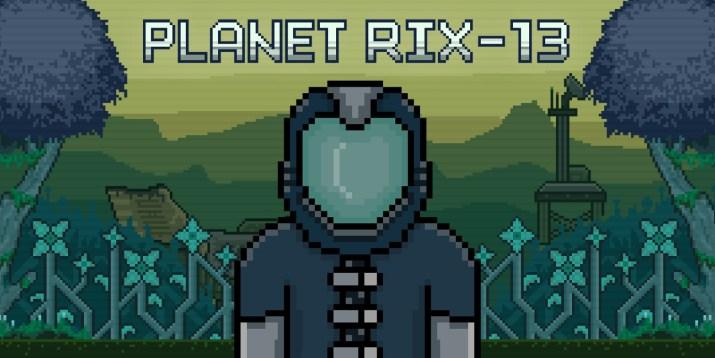 [Test] Planet RIX-13, seul et livré à soi-même sur PS Vita