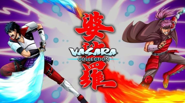 Vasara Collection PS Vita
