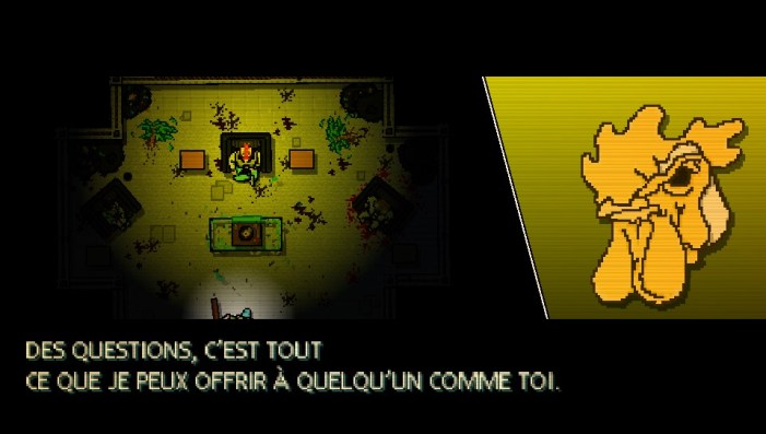 Test & avis Hotline Miami PS Vita
