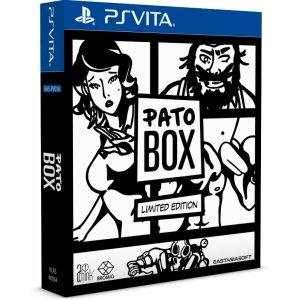 Concours Pato Box édition limitée PS Vita