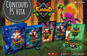 Concours Furwind édition physique limitée sur PS Vita