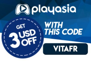 Code promo coupon Play-Asia VITAFR