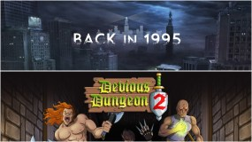 Back in 1995 / Devious Dungeon 2 - PS VITA