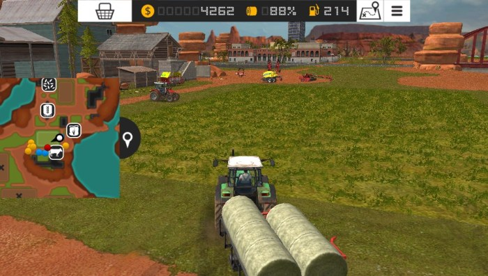 Farming Simulator 18 PS Vita : test & avis