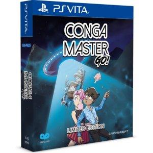Concours Conga Master Go! édition physique limitée sur PS Vita