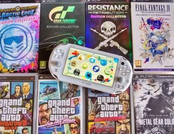 [Guide] Les jeux PSP indispensables sur PS Vita