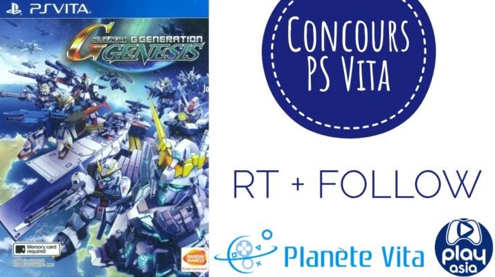 Concours SD Gundam PS Vita