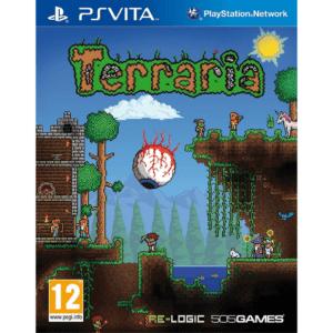 Terraria PS Vita version PAL Europe