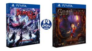 Demon's Tier+ et Guard Duty disponibles le 23 avril en éditions physiques limitées sur PS Vita