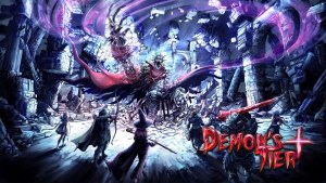 Demon's Tier PS Vita