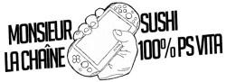 Monsieur Sushi, la chaîne 100% PS Vita