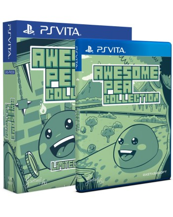 Awesome Pea Collection PS Vita