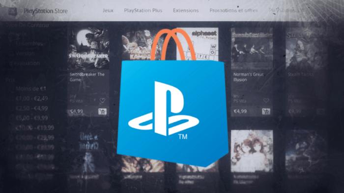 Liste des jeux PS Vita et PSP sur le PlayStation Store Européen