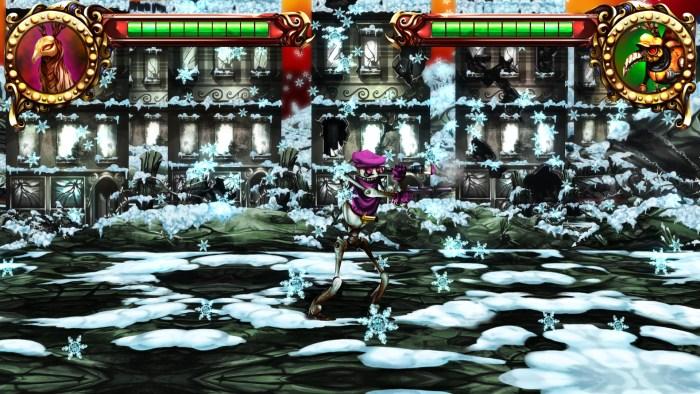 War Theatre Blood of Winter PS Vita