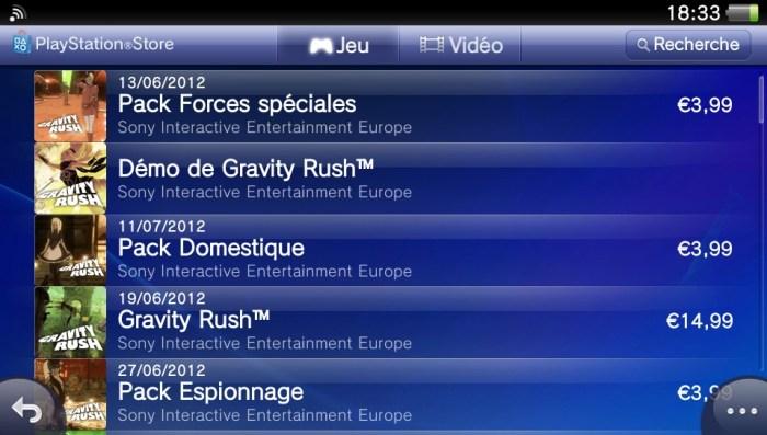 Gravity Rush DLC