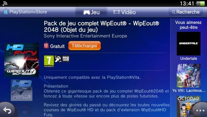 Wipeout 2048 DLC