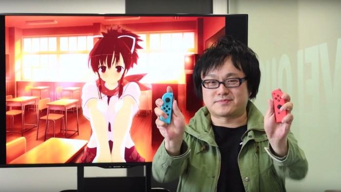 Kenichiro Takaki Nintendo Switch