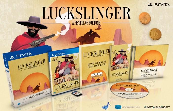 Luckslinger PS Vita