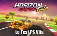 [Test] Horizon Chase Turbo : la bonne surprise arcade sur PS Vita ?