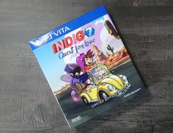 [Unboxing] Indigo 7: Quest For Love Limited Edition