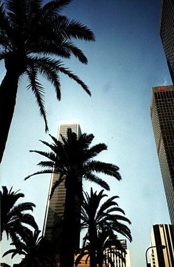 Los Angeles - Downtown - 08/1998 - Photo Marie-Sophie Bock Digne (Planète Vivante)