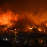 Risques et prévention des feux de forêt et de garrigue : Incendies Nord de Marseille (10-11 août 2016)