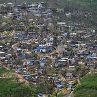Ouragan Matthew en Haïti (octobre 2016) en cours...
