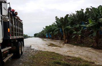 Evacuations dans la province de Limon (Via Japdeva)