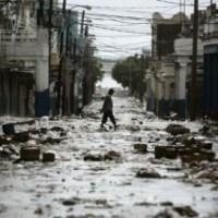 Suivi cyclone DEAN : passage sur la Jamaïque