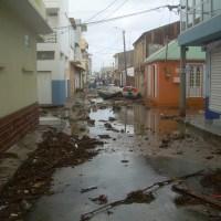 Alerte Rouge aux Antilles : Tempête extra-tropicale mars 2008