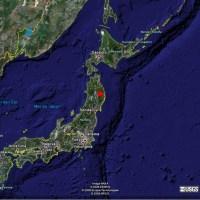 Séisme 6.8 sur l'échelle de Richter au Japon