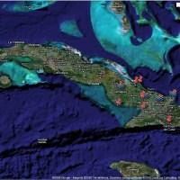 Premier bilan du passage de Ike à Cuba