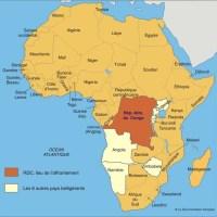 La RDC : conflit ethnique et frontalier