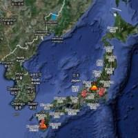 Eruption des volcans Asamayama et Sakurajima au Japon (février2009)